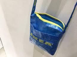 ikeaの買い物バッグをリメイクする達人たち かわいい便利なアイデア