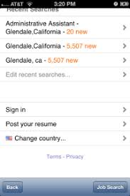 How To Upload A Resume To Indeed How To Use The Indeed Mobile App Tutorial U2014 Search Indeed Jobs
