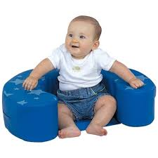 Chair For Baby To Sit Up Blue Stars Sit Me Up Baby Sitting Support Seating U0026 Positioning