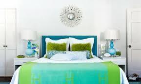 deco chambre vert aménager une chambre à coucher en vert 20 idées