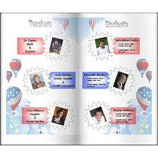 yearbook template powerpoint tomium info