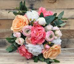 wedding flowers keepsake coral and bouquet bouquet wedding bouquet