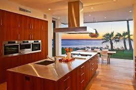 Elegant Kitchen Designs by Luxury Beach House Design Ideas In Birdview Residence In Malibu