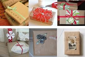 brown gift wrapping paper creative gift wrapping ideas brown paper packages edition