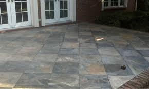 patio tiles ideas good looking patio tile outdoor floor for