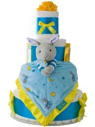goodnight moon 4 tier diaper cake unique diaper cake gifts