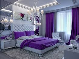 Purple And Silver Bedroom - purple and white room decoration thesouvlakihouse com