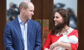 william and kate what prince william and kate said outside the lindo wing hello canada
