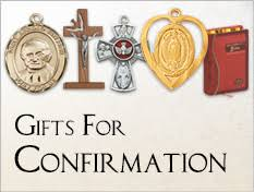 confirmation gift for boy catholic gifts jewelry medals baptism communion confirmation