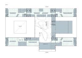american lighting association lava sets a parametric tree in the 1st floor plan