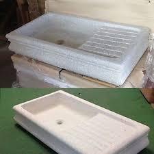 lavelli in graniglia per cucina lavabo in graniglia di marmo e cemento lavello lavandino cucina