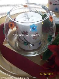decorative candles home decor ideas on haammss