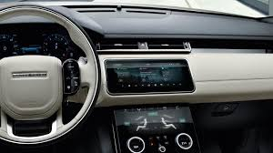 ford range rover interior update new range rover velar suv revealed cars co za