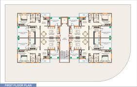 2 unit apartment building plans 850 to 2025 sq ft 2 3 4 bhk multistorey apartment in hingna