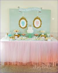 bathroom magnificent baby shower party ideas royal princess baby