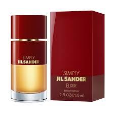 new jil sander simply jil sander elixir for women