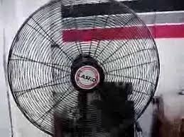 30 Oscillating Pedestal Fan 1999 Lasko 30