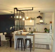 cuisine istres cuisine avec verriere relooking dun espace cuisine salle a manger