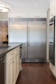 Cloud White Kitchen Cabinets by Interior Design London Interior Decorator Ontario Hunt Studio Design