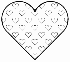 Coloring Pages Hearts Valentines Day Hearts Coloring Pages Www Bloomscenter Com by Coloring Pages Hearts