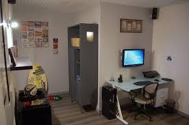 chambre homme couleur total relooking d une chambre pour un homme à la page