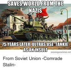 Anteater Meme Generator - saves world from the nazis 75 years laterultrasuse tankie asan