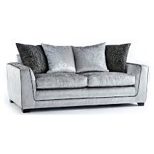 Scatter Back Sofa 3 Seater Sofas U2013 Next Day Delivery 3 Seater Sofas From Worldstores