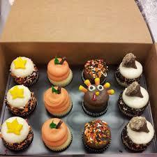 thanksgiving minis 2013 gigi s cupcakes of greenville sc
