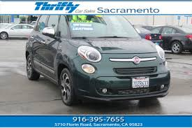 green fiat 500l in california for sale used cars on buysellsearch