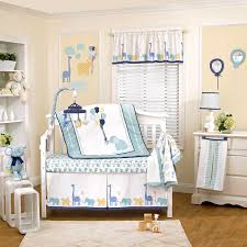 Baby Crib Bed Sets Happy Animals 4 Baby Crib Bedding Set By Petit