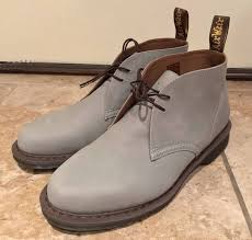 top new dr martens sawyer overstone kaya gray ankle boots lace up
