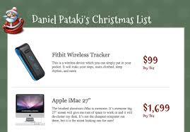 christmas wish list maker create a christmas wish list with php for beginners smashing