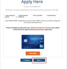 applying for a credit card today here u0027s a walk through of what we