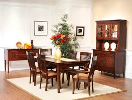 the amish gallery dining room amish furniture dining rooms