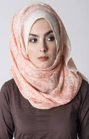 Elegant And Catchy Hijab Styles For Round Faces