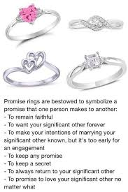 ring meaning dory on the real definition of a promise ring http t