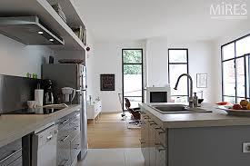 cuisine ouverte moderne cuisine ouverte moderne c0125 mires