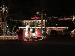 Christmas Lights Classy Best Way by 8 Charlotte Christmas Light Displays You Must See 2016