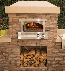 outdoor pizza ovens create the perfect meal every time the