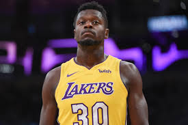 would julius randle benefit from coming off the lakers u0027 bench