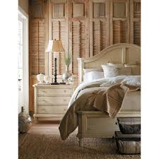 Heirloom Bedroom Furniture by Furniture European Cottage Portfolio Panel Bedroom Set In Vintage