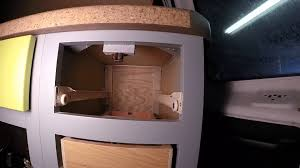Kitchen Cabinets And Drawers Living In A Van Custom Van Kitchen Cabinets And Drawers Vanlife