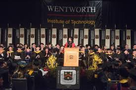 commencement wentworth institute of technology