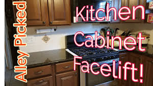 how to recondition wood cabinets kitchen cabinet door restore without stripping