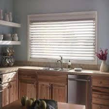 Faux Wood Venetian Blinds Faux Wood Blinds Blinds The Home Depot