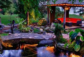 Backyard Paradise Ideas Cosy Backyard Paradise Landscaping With Additional Home Remodeling