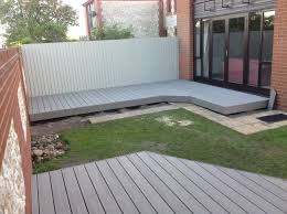 composite landscape timbers install decking in norwich and norfolk norwich decking