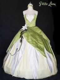 Halloween Costume Wedding Dress 25 Tiana Dress Ideas Princess Tiana Dress