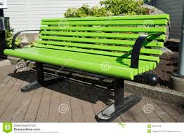 green park bench royalty free stock images image 29540749