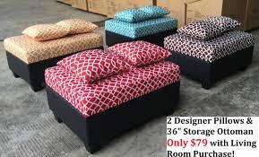 36 X 36 Storage Ottoman Nicola U0027s Fine Furniture U2013 Call 865 591 6096